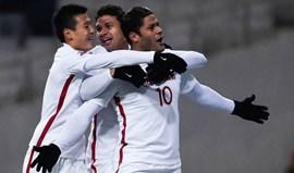 Liga dos Campeões Asiática: Villas-Boas estreia-se com vitória na fase de grupos