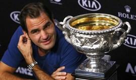 Roger Federer vai manter-se no ativo pelo menos até 2019