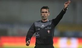 FC Porto com árbitro internacional e Benfica não