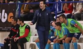 Ricardo canavarro promete um Futsal Azeméis batalhador, mas com foco no campeonato