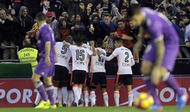 Valencia-Real Madrid, 2-1