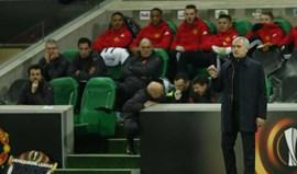 Carrick e Mkhitaryan em dúvida para a final da Taça da Liga inglesa