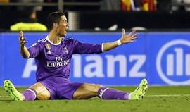 Jogo 700 pelos clubes com desfecho amargo para Ronaldo