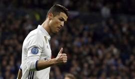Cristiano Ronaldo é a principal referência futebolística na China