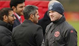 Rooney já tomou uma decisão quanto à transferência para a China