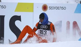 A incrível história do pior esquiador de sempre