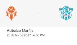 Atibaia-Marília