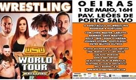 Wrestling está de volta a Portugal