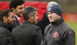 Rooney coloca um ponto final nos rumores da saída para a China