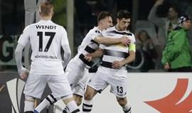 Borussia Mönchengladbach elimina a Fiorentina de Sousa