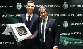 Cristiano Ronaldo já não é o sócio 100 mil