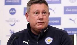 Treinador interino do Leicester diz que jogadores estão desapontados