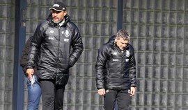 Herrera ainda ausente dos treinos
