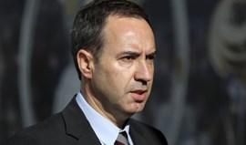 António Salvador reconduzido na liderança da SAD