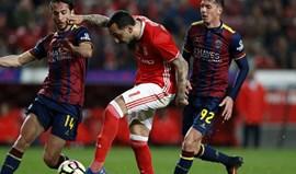 A crónica do Benfica-Chaves, 3-1: Os golpes de Mitrogolo