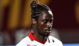 Eder volta aos golos mas não evita derrota do Lille