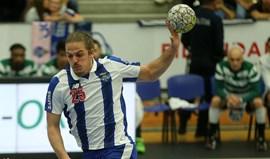 FC Porto imparável vence Arsenal por 45-27