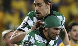 Paulo Oliveira de cabeça ligada durante toda a segunda parte