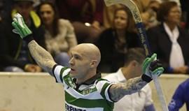 Sporting impõe-se por 5-2 na visita ao Candelária