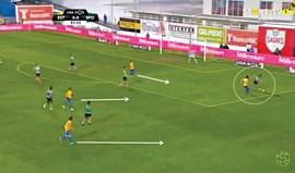 Estoril-Sporting visto à lupa: Jogo com pouca chama