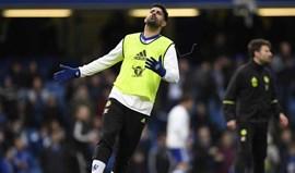 Tianjin Quanjian quadriplica salário de Costa e entrega verba recorde ao Chelsea