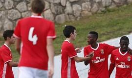 Benfica goleia Real depois de começar a sofrer aos... 30 segundos