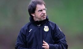 Manuel Machado espera um jogo de equilíbrio na receção ao Belenenses