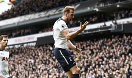 Hat trick de Harry Kane na goleada (4-0) do Tottenham