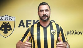 Grécia: Hugo Almeida regressa com um golo no AEK