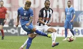 Nacional-Feirense, 0-0