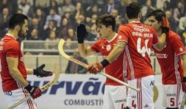 Benfica segura liderança com golo a dois segundos do final