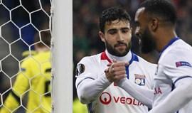 Máquina de golos do Lyon fez nova vítima