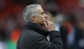 Mourinho: «No dia em que não me emocionar quando vencer, vou para casa»