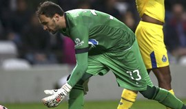 Vágner: «O FC Porto teve um pouco mais de sorte e de eficácia»