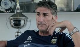 Edgardo Bauza: «Chamada de Cervi depende do que fizer no Benfica»