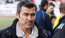 Rui Almeida é o novo treinador do Bastia