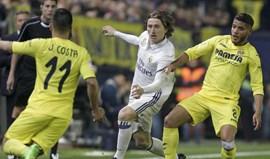 Real Madrid ofereceu prendas ao árbitro e a polémica estalou