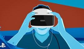 PS VR: Quase um milhão de unidades vendidas