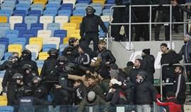 UEFA multa Dínamo Kiev e Besiktas por mau comportamento dos adeptos
