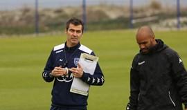 Rui Almeida já orientou primeiro treino no Bastia