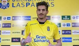Hélder Lopes falha visita do Las Palmas ao Bernabéu