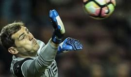 Defesa de Casillas correu o Mundo