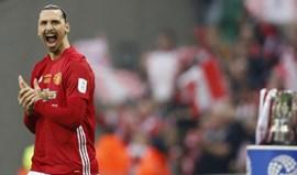 Mino Raiola: «Ibrahimovic é o único jogador do Mundo que pode ter sucesso em Marte ou na Lua»