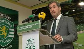 Bruno de Carvalho: «Vejam o que estão a fazer os nossos rivais»