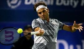 Federer: «Chegar aos vinte troféus é um sonho. Porque não?»