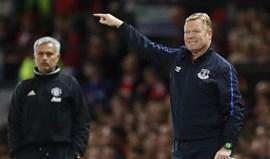 Ronald Koeman: «Rooney pode tornar o Everton mais forte»