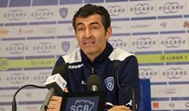 Rui Almeida já foi apresentado no Bastia e quer ganhar amanhã