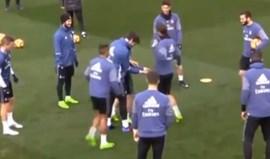 Mão de Carvajal dá direito a... 'gozar' com o Villarreal