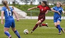 Portugal sub-19 derrotado em encontro de preparação frente à Finlândia