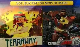 PS Store: Jogos do mês revelados por acidente